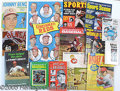 Miscellaneous, AN EXPANSIVE TRIBUTE TO JOHNNY BENCH. Though the Big Red Machine...