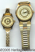 Miscellaneous, MENS AND LADIES 1982 CARDINAL WORLD SERIES WATCHES. From Josten'...