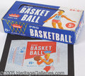 Miscellaneous, 1961 FLEER 5C BASKETBALL BOX AND WRAPPER. Offered are the box an...