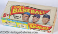 Miscellaneous, 1965 TOPPS BASEBALL DISPLAY BOX WITH MANTLE, KOUFAX AND KILLEBRE...