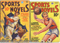 Miscellaneous, COLLECTION OF FOUR PULP SPORTS BOOKS. Traditionally, we think of...