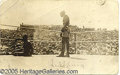 Miscellaneous, JACK JOHNSON AUTOGRAPH. The guy on the canvas is unidentified - ...