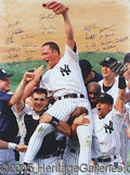 Miscellaneous, DAVID CONE'S PERFECT GAME. The date was July 17, 1999 and by ...