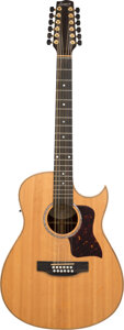 Musical Instruments:Acoustic Guitars, 2002 Langejans RGC-12 Natural 12 String Acoustic Guitar, Serial #1125.. ...