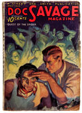 Pulps:Hero, Doc Savage - May 1933 (Street & Smith) Condition: GD-....