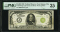 Fr. 2210-J $1,000 1928 Light Green Seal Federal Reserve Note. PMG Very Fine 25
