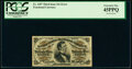 Fractional Currency:Third Issue, Fr. 1297 25¢ Third Issue Inverted Surcharge PCGS Extremely Fine 45PPQ.. ...