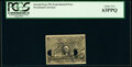Fractional Currency:Second Issue, Milton 2E50F.4 50¢ Second Issue PCGS Choice New 63PPQ, 2 POCs.. ...