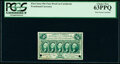 Fractional Currency:First Issue, Milton 1E50?.? 50¢ First Issue Face Proof PCGS Choice New 63PPQ.. ...