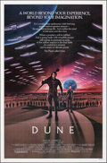 """Movie Posters:Science Fiction, Dune (Universal, 1984). Folded, Very Fine/Near Mint. One Sheet (27"""" X 41""""). Science Fiction.. ..."""