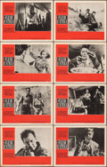 """Movie Posters:Horror, The Flesh Eaters & Other Lot (Cinema Distributors of America, 1964). Overall: Very Fine-. Lobby Card Sets of 8 (2) (11"""" X 14... (Total: 2 Items)"""