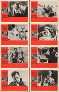 The Flesh Eaters & Other Lot (Cinema Distributors of America, 1964). Overall: Very Fine-. Lobby Card Sets of 8 (2) (...