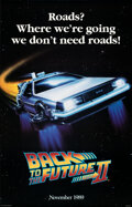 """Movie Posters:Science Fiction, Back to the Future Part II (Universal/Wallen Green Direct Marketing, 1989). Rolled, Very Fine+. Commercial Poster (24.75"""" X ..."""
