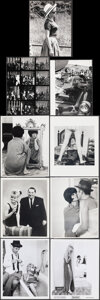 """Movie Posters:Foreign, Le Mepris (Embassy, 1964). Overall: Very Fine-. Photos (11) (8"""" x 10"""") & Behind the Scenes Photos (2) (7"""" X 9.5"""" & 7"""" X 9"""").... (Total: 13 Items)"""
