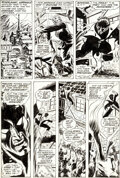 Original Comic Art:Story Page, Dave Cockrum Giant-Size X-Men #1 Story Page 2 Nightcrawler Original Art (Marvel, 1975)....