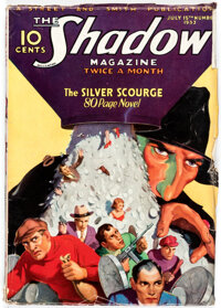 The Shadow - July 15, 1933 (Street & Smith) Condition: VG