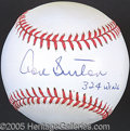 Miscellaneous, DON SUTTON SINGLE SIGNED BALL. Some guys were born to throw a...