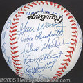 Miscellaneous, 1962 METS REUNION BALL. Sports fans and collecting enthusiast...