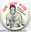 Miscellaneous, BOBO OLSON PIN. The vintage of this pin is most certainly 1953-5...
