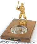 Miscellaneous, JACKIE ROBINSON CANDLE HOLDER. With the arrival of Jackie R...