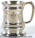 Miscellaneous, 1888 SILVER-PLATED WILLIAMS COLLEGE AWARD CUP. Engraved in bo...