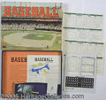 Miscellaneous, BASEBALL STRATEGY. This table game was created by the Avalon Hil...
