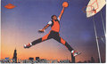 """Miscellaneous, A 1985 JORDAN ROOKIE """"CARD"""". Put out by Nike (""""Promotional use o..."""