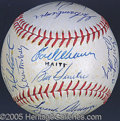 Miscellaneous, 1969 ORIOLES TEAM SIGNED BALL. Those Orioles of 1969 were a grea...