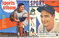 Miscellaneous, (4) 1950'S BASEBALL MAGAZINES. This is a lot of four 1950's Base...