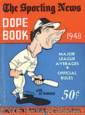 Miscellaneous, (39) SPORTING NEWS DOPE BOOKS 1942 48-85. This is a complete ...