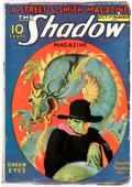 Pulps:Hero, The Shadow - October 1, 1932 (Street & Smith) Condition: VG....