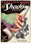 Pulps:Hero, The Shadow - December 15,1932 (Street & Smith) Condition: VG....