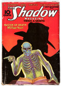 Pulps:Hero, The Shadow - September 15, 1933 (Street & Smith) Condition: VG....