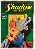 Pulps:Hero, The Shadow - February 15, 1934 (Street & Smith) Condition: VG....