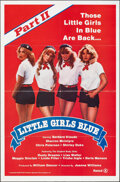 """Movie Posters:Adult, Little Girls Blue Part II & Other Lot (Rainbow Spectrum Film, 1983). Folded, Overall: Fine/Very Fine. One Sheets (2) (27"""" X ... (Total: 3 Items)"""