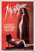 """Movie Posters:Adult, Mystique & Other Lot (Sendy, 1979). Folded, Overall: Very Fine. One Sheets (2) (27"""" X 41"""" & 24.5"""" X 37.5""""). Adult.. ... (Total: 2 Items)"""