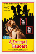 """Movie Posters:Adult, A Formal Faucett & Other Lot (Ethan Marks, 1978). Folded, Very Fine+. One Sheets (2) (27"""" X 40.25""""). Adult.. ... (Total: 2 Items)"""