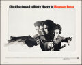 """Movie Posters:Action, Magnum Force & Other Lot (Warner Bros., 1973). Rolled, Overall: Very Fine. Half Sheets (2) (22"""" X 28""""). Action.. ... (Total: 2 Items)"""