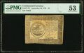 Continental Currency September 26, 1778 $5 PMG About Uncirculated 53