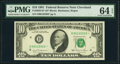 Small Size:Federal Reserve Notes, Fr. 2025-D* $10 1981 Federal Reserve Note. PMG Choice Uncirculated 64 EPQ.. ...