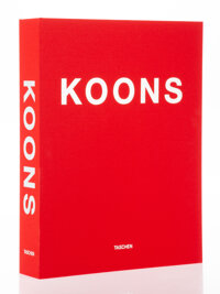 Jeff Koons (American, 1954) Jeff Koons (Limited Collector's Edition), 2010 Hardcover in clamshell box 19-1/2 x 15 inc