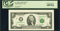 Small Size:Federal Reserve Notes, Fr. 1938-L $2 2003A Federal Reserve Note. PCGS Superb Gem New 68PPQ.. ...