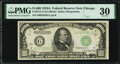 Small Size:Federal Reserve Notes, Fr. 2212-G $1,000 1934A Federal Reserve Note. PMG Very Fine 30.. ...