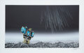 Prints & Multiples, Jeff Gillette (20th Century). Meteor Shower, 2018. Archival pigment print with hand-finished acrylic e...