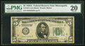 Fr. 1951-I $5 1928A Federal Reserve Note. PMG Very Fine 20