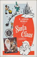 """Movie Posters:Fantasy, Santa Claus & Other Lot (K. Gordon Murray, 1960). Folded, Very Fine-. One Sheets (2) (27"""" X 41""""). Fantasy.. ... (Total: 2 Items)"""