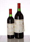 Red Bordeaux, Chateau Cheval Blanc . St. Emilion. 1982 Bottle (1). 1982 ll Magnum (1). ... (Total: 1 Btl. & 1 Mag. )