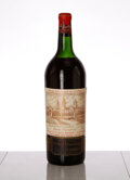Red Bordeaux, Chateau Cos d'Estournel 1961 . St. Estephe . hs, lbsl. Magnum (1). ... (Total: 1 Mag. )
