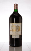 Red Bordeaux, Chateau Haut Brion 1982 . Pessac-Leognan . bn, hbsl. Imperial (1). ... (Total: 1 Imp. )