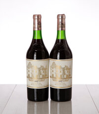 Chateau Haut Brion 1982 Pessac-Leognan Bottle (2)
